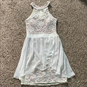Lace dress, size 7/8
